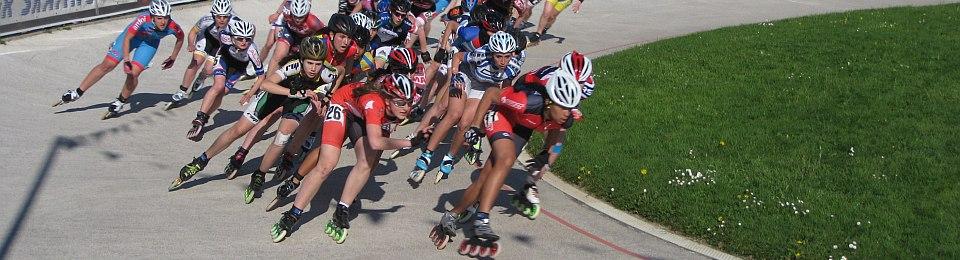 3Pisten 2015 Valence d'Agen Ausscheidung JuniorenB Damen (Helene)